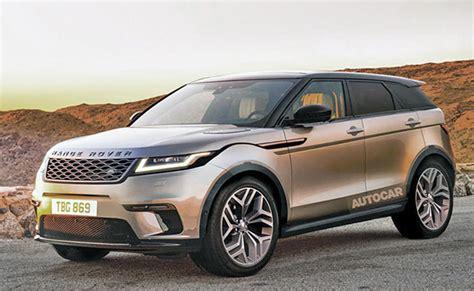 Land Rover Range Rover Evoque 2019 by Burlappcar 2019 Range Rover Evoque