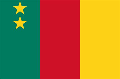 File:Flag of Cameroon (1961-1975).svg - Wikimedia Commons