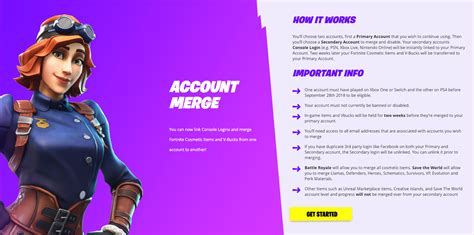 fortnite has finally released a tool for merging