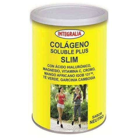 integralia colageno soluble  slim