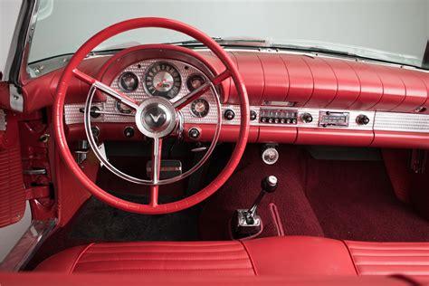 1957 Ford Thunderbird F-code Convertible