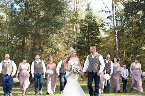rustic backyard wedding rustic wedding chic