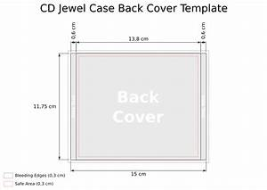 cd cover template cyberuse With free cd jewel case insert template