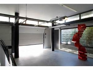 Beau porte de garage avec porte contemporaine interieur 13 for Porte de garage enroulable avec porte contemporaine interieur