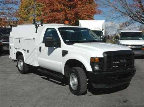 Ford Utility by Ford F350 Kuv Utility 4wd 2010 Utility Service