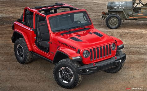 2019 Jeep Wrangler La Auto Show by All New 2018 Jeep Wrangler Revealed At La Auto Show