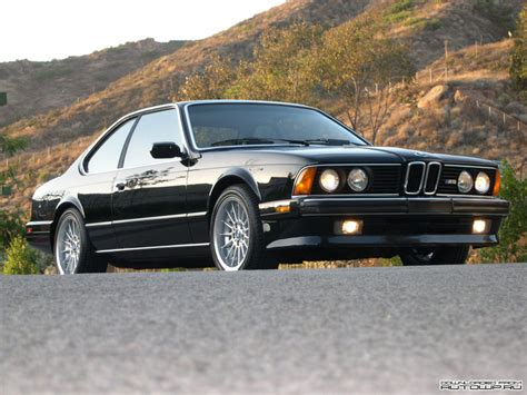 Bmw E24 M6 by Bmw M6 E24 Picture 63807 Bmw Photo Gallery Carsbase