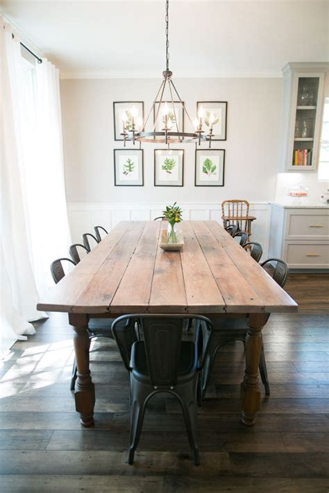 Diy Modern Farm Dining Table  Diy (do It Your Self