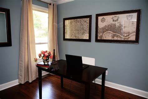 home office paint colors sherwin williams small pocket office in this ranch interesting aqua paint