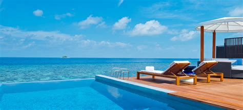 The Dazzling W Retreat And Spa, Maldives : Maldives Holidays