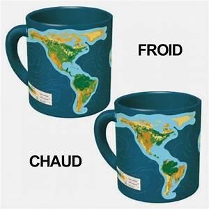 Tasse à Thé Originale : mug tasse magique climat objet original et insolite ~ Teatrodelosmanantiales.com Idées de Décoration
