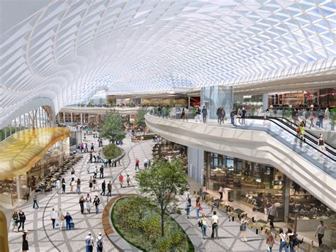 Sheffield Meadowhall Shopping Centre Building Architect