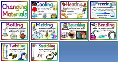 ks1 science teaching resource changing materials