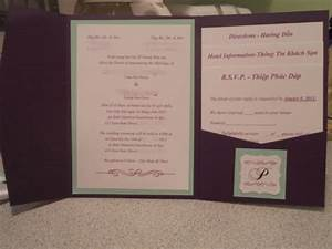 so proud of myelf my diy invites in english vietnamese With wedding invitation cards vietnam