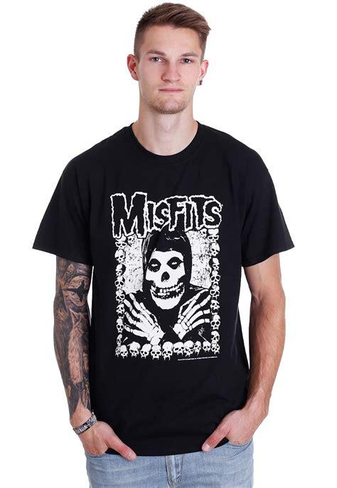 Misfits - I Want Your Skulls - T-Shirt - Official Punk ...