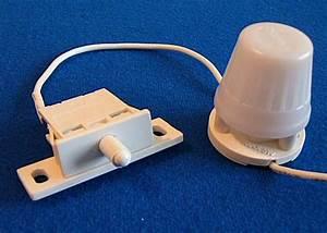 Lumo Cupboard Light With Door Switch
