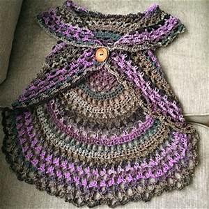 Ravelry  Ring Around The Rosie Vest Pattern By Dorianna