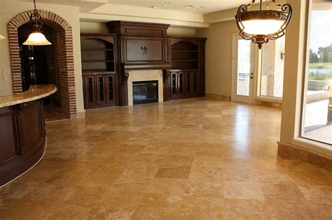 travertine flooring in kitchen marble and travertine for precious interior designs 7 6352