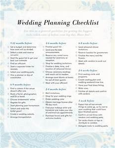 wedding planning checklist free printable checklists With planning a wedding shower checklist