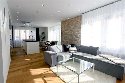Modernes Wohnzimmer Coole Bilder Mit Wohnzimmer Inspirationen by Steinwand Inspiration Wohnideen Bei
