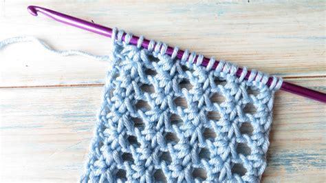 tunisian lace   crochet version  youtube