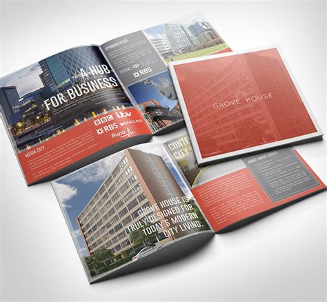property pamphlet 30 best picks of brochure design ideas template examples
