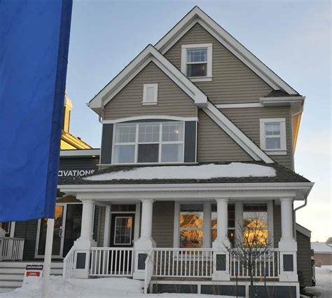 Canada Housing by Shaughn Edmonton Journal
