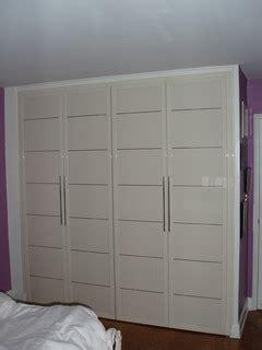 closet doors modern closet  york  bella porta