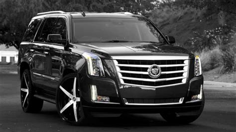 Cadillac The New 20192020 Cadillac Escalade Interior