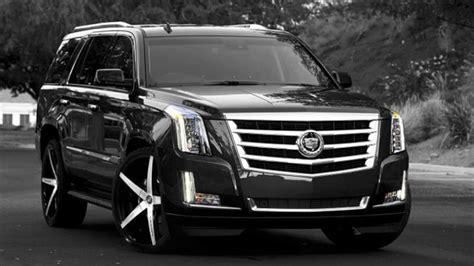 Cadillac The New 20192020 Cadillac Escalade Interior