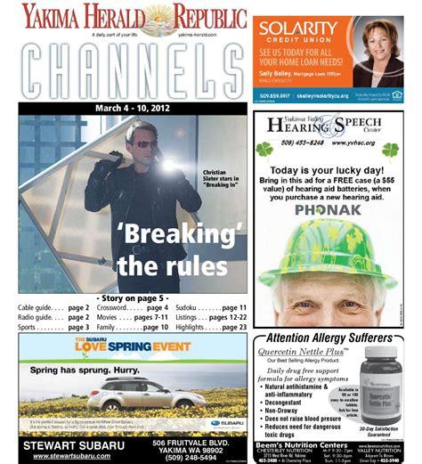 Channels 030412 By Yakima Herald Republic Issuu