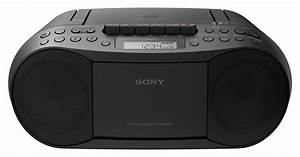 Mobile Cd Player : sony cfd s70 portable cd player cassette boombox with am ~ Jslefanu.com Haus und Dekorationen