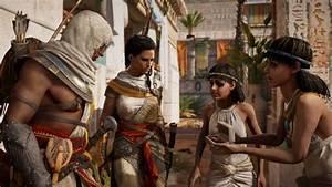 Assassin's Creed: Origins Gamescom 2017 'Game of Power ...