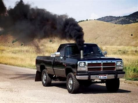 cummins charger rollin coal cummins photo rollin coal