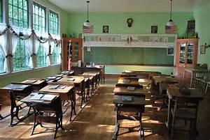 Longrie one room schoolhouse menominee county michigan for Home interior design schools 2
