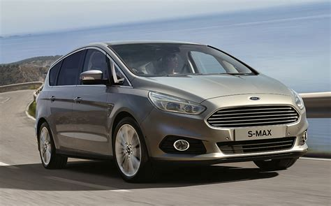 drive review ford s max 2015