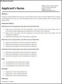 free resume templates microsoft word download 2007 download blank word cv template autos weblog