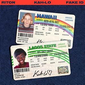 Riton & Kah-Lo ... Fake Id
