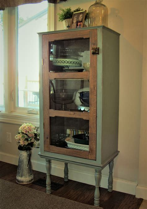 woodworking plans vintage style jelly cabinet