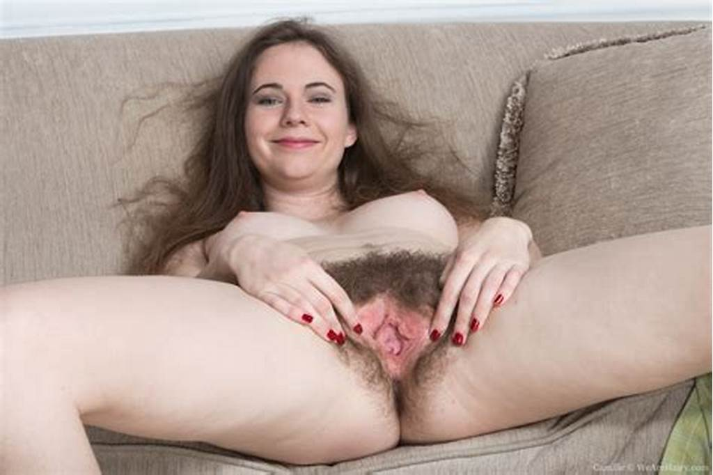 #Hairy #Girl #Camille #Strips #Naked