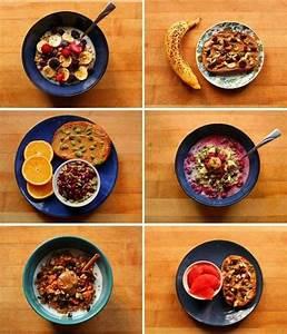 Idee Petit Dejeuner : 6 id es de petit d jeuner vegan lire ~ Melissatoandfro.com Idées de Décoration