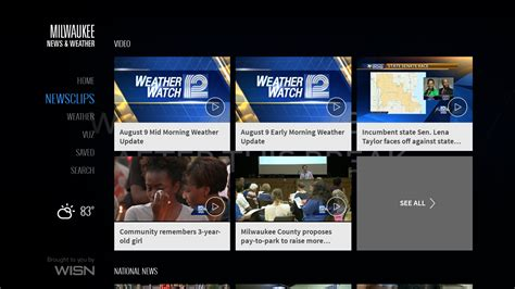 amazoncom wisn  milwaukee news  weather appstore