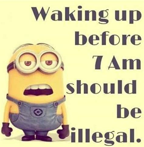 Getting Up Early Funny Quotes