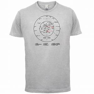 Cricket Ground Diagram - Mens T-shirt - Pitch    Oval