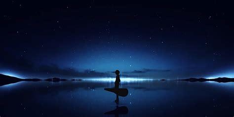 Alone Anime Wallpaper - anime original alone boy hd 2k wallpaper
