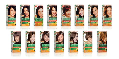 shades  giveaways  garnier color naturals