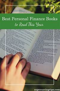 Best Personal Finance Books to Read This Year - Super ...