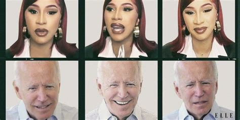 Cardi B Interviews Joe Biden | Joy Hog!