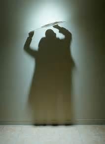 art created  shadows