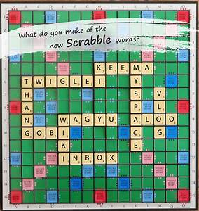 Scrabble- New words added to Scrabble! | Bath-Knight Blog